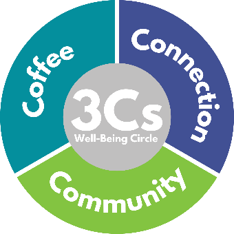 Coffee, Connection, and Community Well-being Circle event series